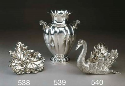 Vaso in argento, Italia