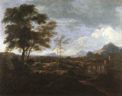 Cerchia di Gaspard Dughet (161