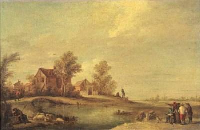 Seguace di David Teniers II