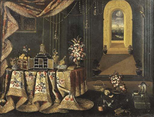 Scuola italiana, secolo XVIII,