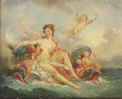 Maniera di François Boucher