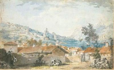 Louis-Jean Desprez (1743-1804)