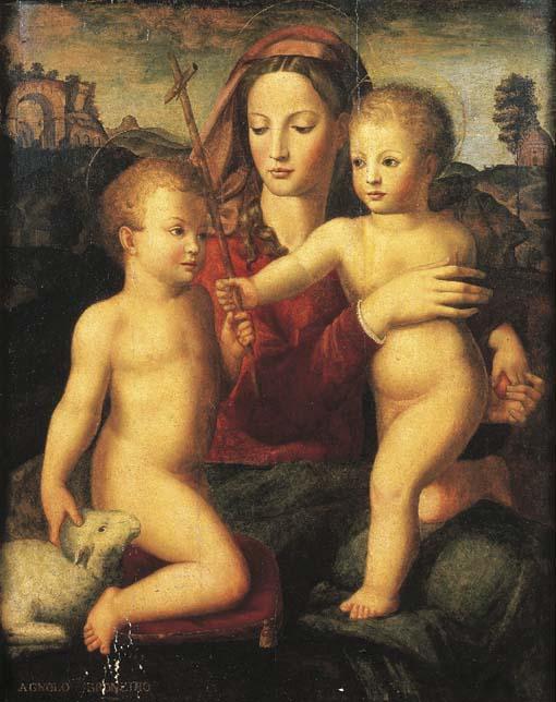 Da Agnolo di Cosimo di Mariano