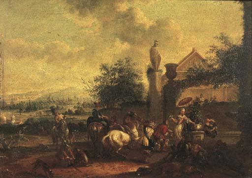 Scuola olandese, secolo XIX