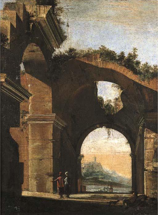 Viviano Codazzi (c.1604-1670)