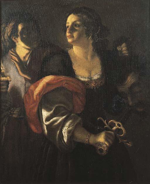 Cerchia di Carlo Saraceni (cir