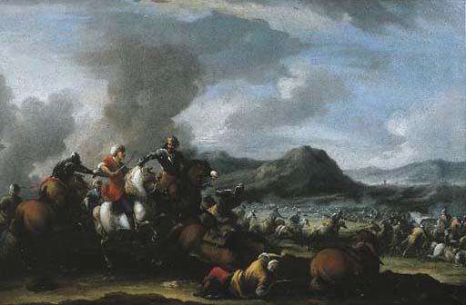 Dirck Willemsz. Stoop (c.1618-