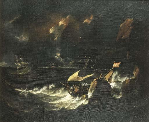 Pieter Mulier, il Tempesta (16