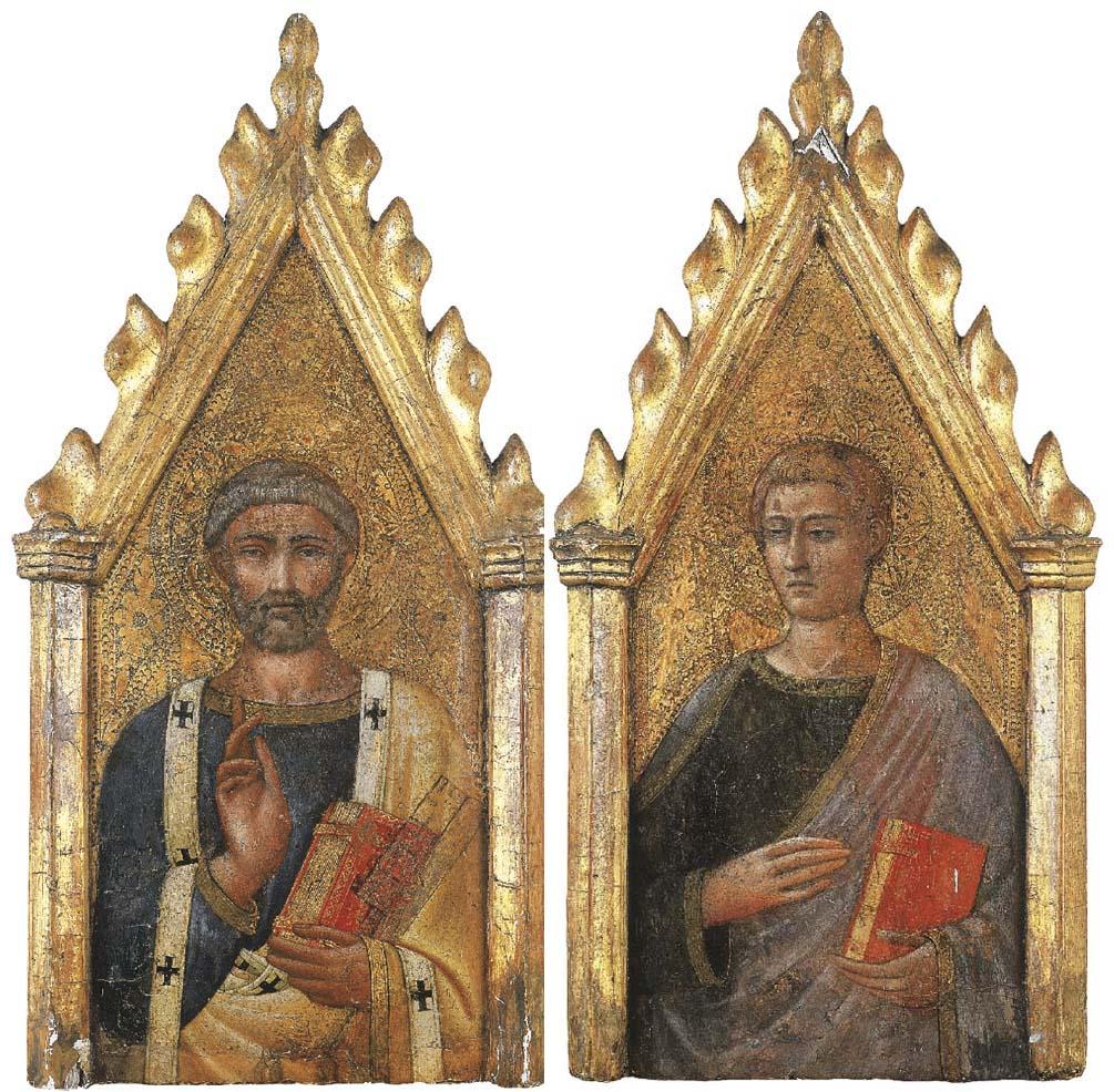 Cerchia di Taddeo Gaddi (1290-