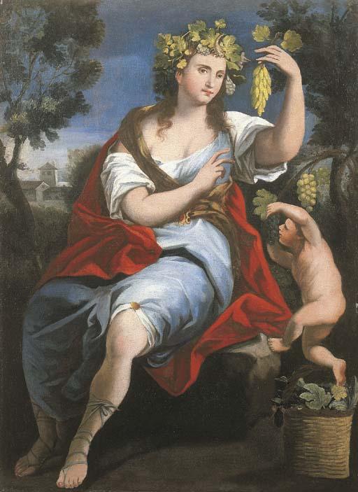 Scuola italiana, seconda metà secolo XVIII