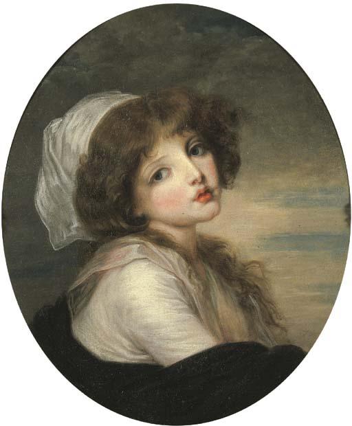 Seguace di Jean-Baptiste Greuz