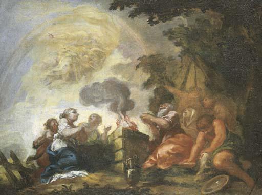Pietro Berrettini, Pietro da C