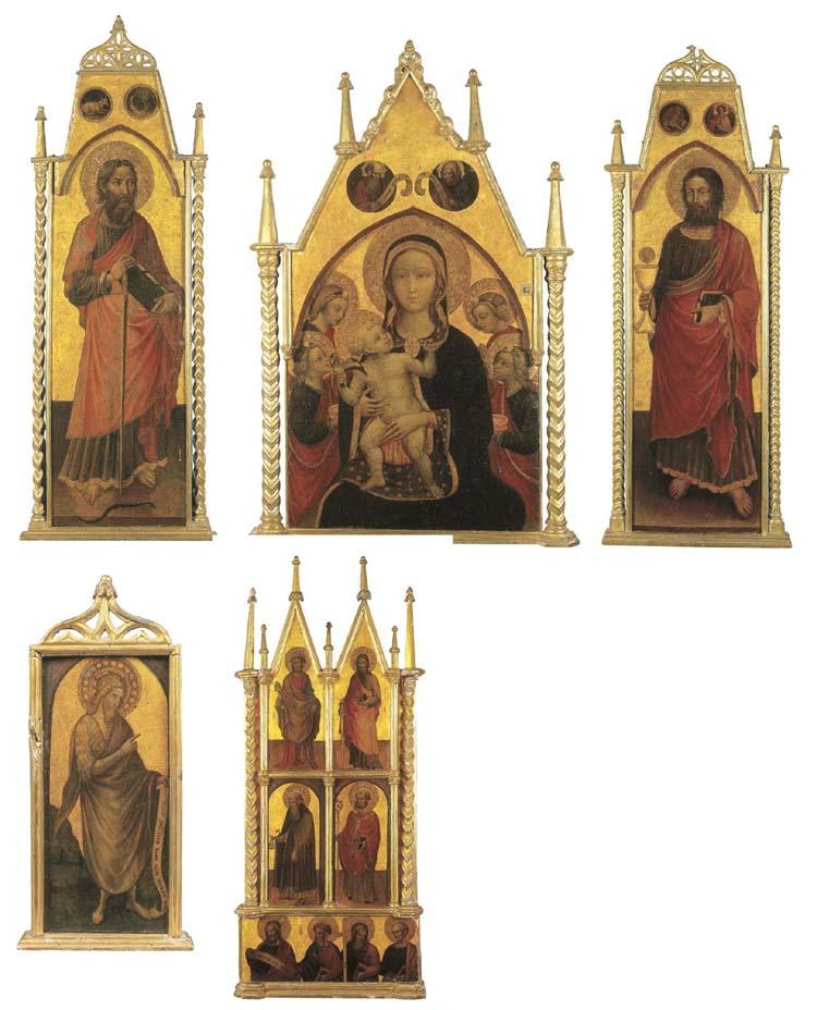 Gaspare da Pesaro (attivo a Palermo e nella Sicilia orientale dal 1413 al 1461)