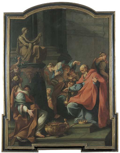 Cerchia di Antonio Balestra (V