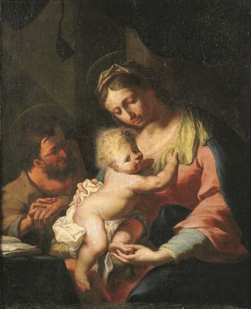 Antonio Zanchi (Este 1631 - Ve