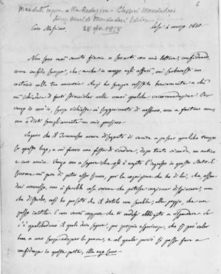 MANZONI, Alessandro (1785-1873