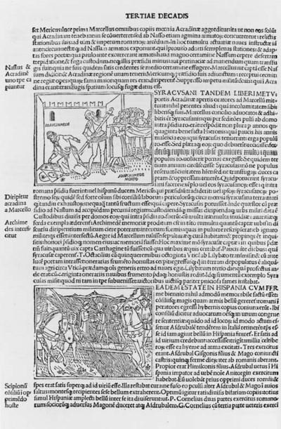 LIVIUS, Titus. Historiae Roman
