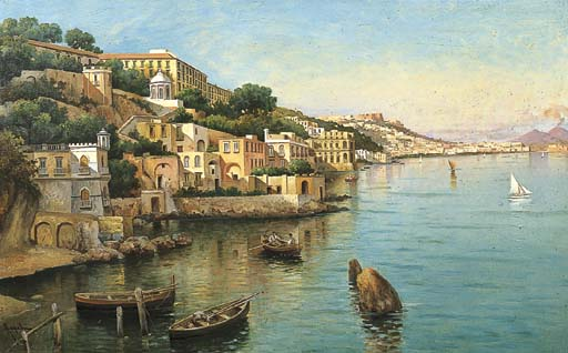 Antonio Coppola (Napoli 1850-?