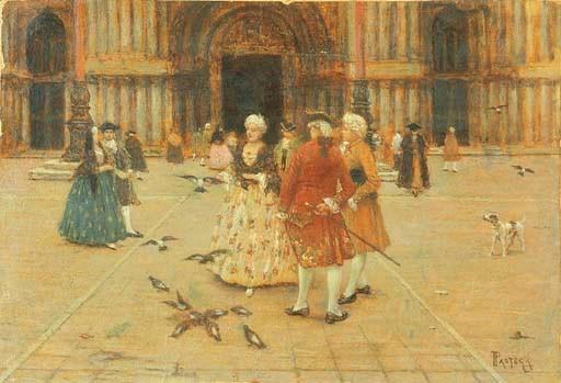 Luigi Pastega (Venezia 1858-19