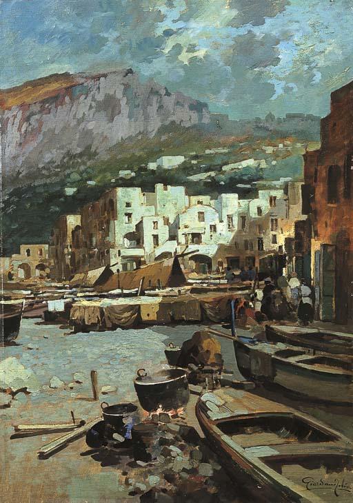 Felice Giordano (Napoli 1880-1