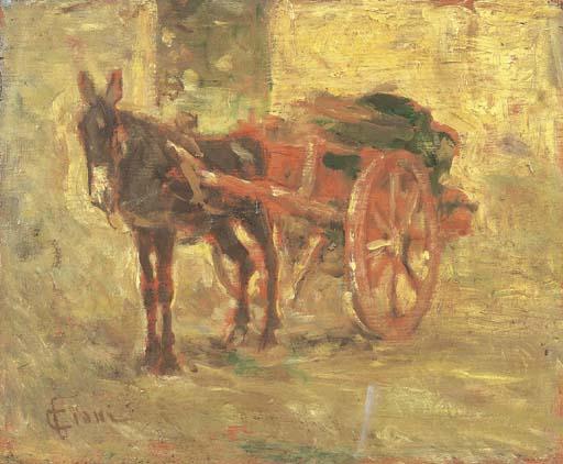 Cesare Ciani (Firenze 1854-192