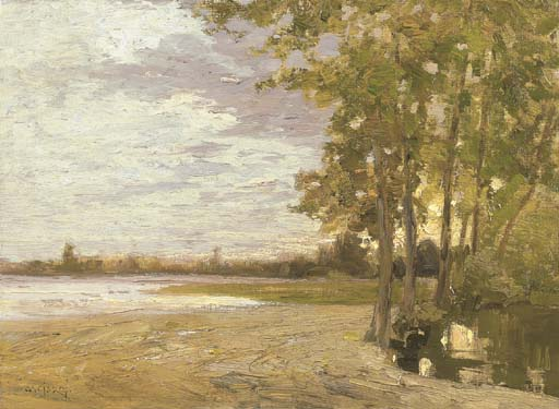 Guglielmo Ciardi (Venezia 1842