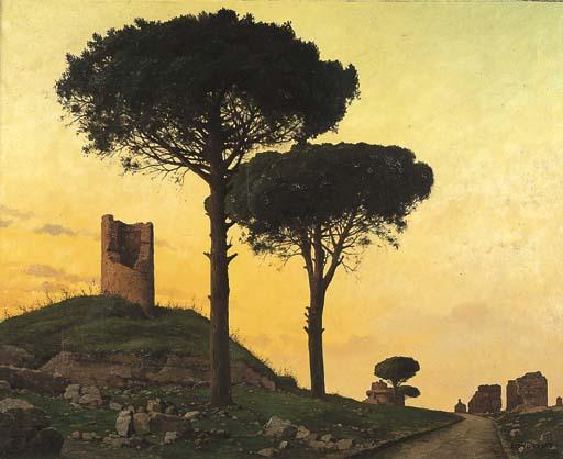 Bruno Croatto (Trieste 1875-Ro