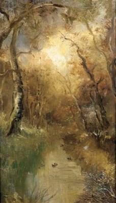 Pompeo Mariani (Monza 1857-Bor