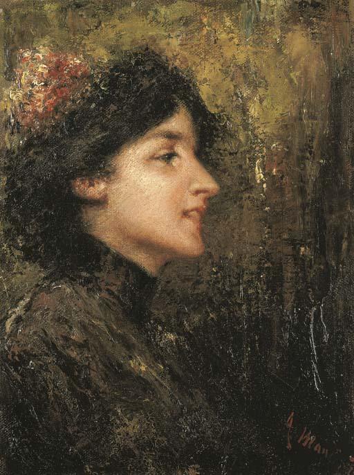 Antonio Mancini (Roma 1852-193