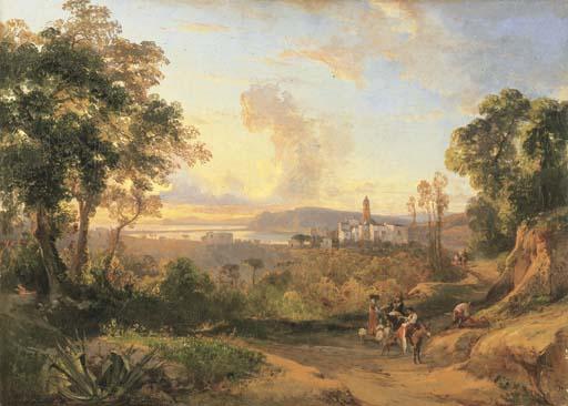 Giacinto Gigante (Napoli 1806-