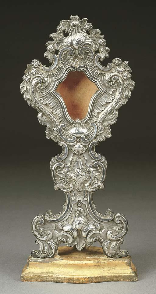 Reliquario in argento, Genova