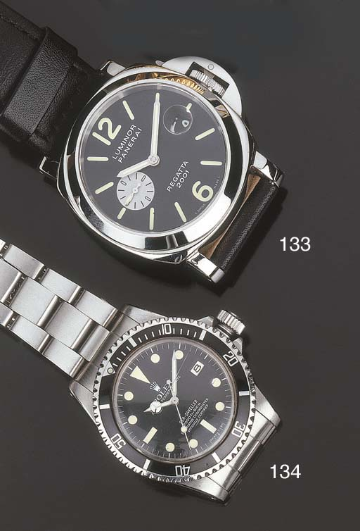 PANERAI LUMINOR REGATTA 2001,