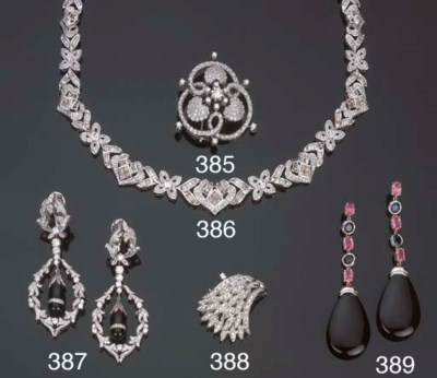Collana in diamanti
