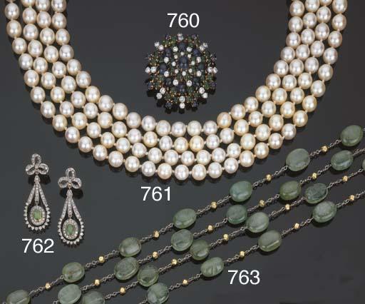 Girocollo in perle coltivate