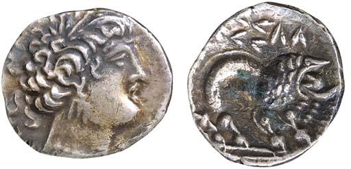 Gaul, Massalia (1st c. B.C.),