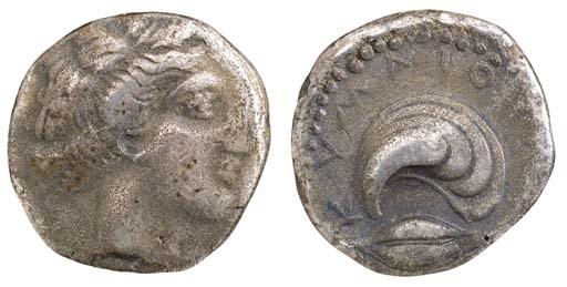 Italy, Campania, Cumae (c. 480