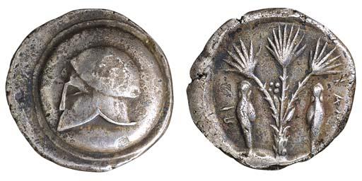 Sicily, Kamarina (c. 492-485 B
