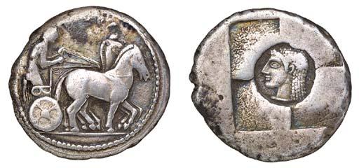Sicily, Syracuse (c.510 B.C.),