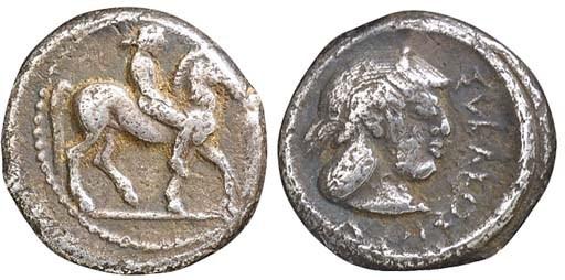 Sicily, Syracuse (c. 485-479 B