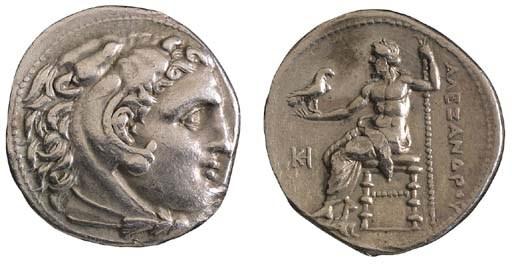 Kings of Macedon, Alexander II