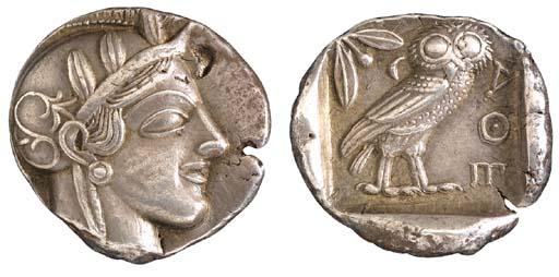 Attica, Athens (c. 440 B.C.),