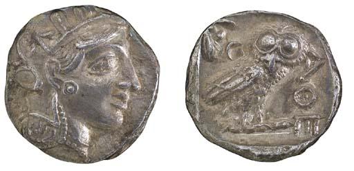 Attica, Athens, (c. 440 B.C.),