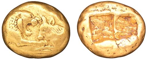 Kingdom of Lydia, Croesus (561