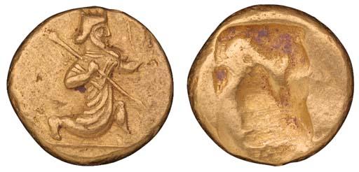 Persia, Sardes (fourth century