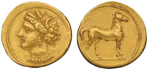 Zeugitania, Carthage (c. 350-3