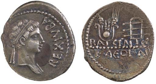 Mauretania, Juba II (25 B.C.-A