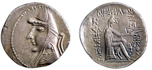 Parthia, Mithridates I (171-13
