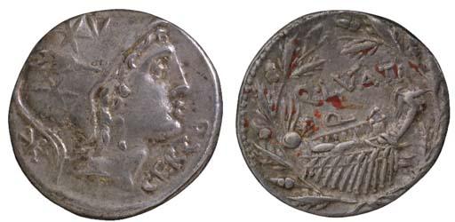 Q Lutatius Cerco (109-108 B.C.