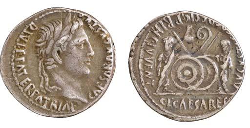 Augustus (27 B.C.-A.D. 14), De