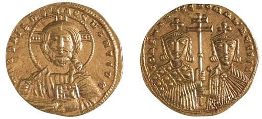 Constantine VII and Romanus II